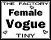 TF Vogue Avatar Tiny