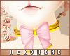 [HIME] Latte Neck Bow