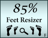 Foot Shoe Scaler 85%