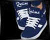 Da Queen Blue Kicks