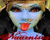 {NA Kali Goddess Tongue