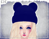 e3e Mickey Hat Full Blk