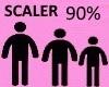 Scaler 90%