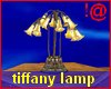 !@ Tiffany lamp 12 bulbs