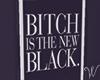 B&W  Black Picture