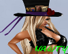 Hat Hair Dty Blonde