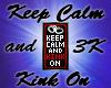 Kink On Donation Sticker