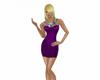 evas purple dress
