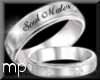 Wedding Rings Soul Mates
