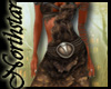 ~NS~ Shaman fur dress