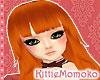 DOLL Cute Peach Anna
