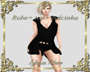 Robe+top+calcinha black