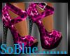*SB* Leo Heels Pink