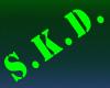 S.K.D. DJ Club Trophy