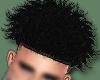black hightop hair