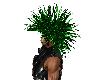 eletricfing green hair