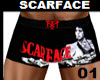 SCARFACE MUSCLE SHORT 01