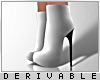 0 | High Heel Booties