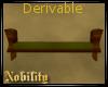 Derivable Bench Mesh