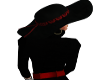 Hat Black Felt