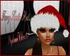 Furry Santa Hat