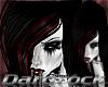 DARK Vampire Red Black