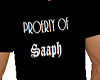 <S> Property of Saaph