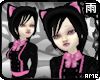 Derivable Bow Cat Hoodie