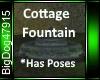 [BD]CottageFountain