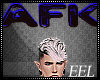 Derivable afk sign Male