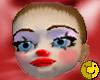 Scary Clown Makeup °20