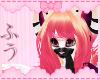 Chibi Eyed Fox