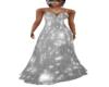 Princess Bri Silver Gown
