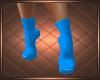 Pony Shoe Blue