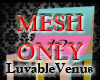 [LV] Basic Chair Mesh