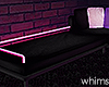Bad Habits Neon Couch
