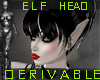 -B Elf Ears Head