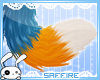 Ame Fluffy Feline Tail