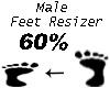 Feet Resizer 60%