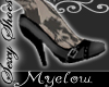 ~Mye~ Strapped Heels