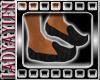 ~LA~HAIK-Slippers-BlkSil