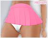 -A- Pink Skirt / Shorts