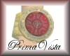 !PV Female Gold watch