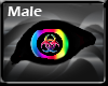 [GEL] Rainbow eyes MALE