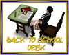 Back To School Desk