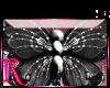 *R* Butterfly Sticker