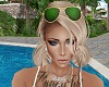 Sun Glasses Green