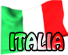 Italia bandiera sticker