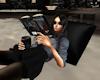 Reading book pillow