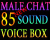 Male sound